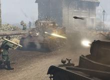 Tanks, rockets, and infantry collide in Heroes and Generals.