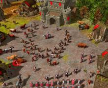 Build your army through the centuries in War Selection.