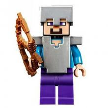 Fans of Legos! Minecraft is apart of the Lego Family!