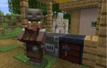 The blacksmith is an important of a villages trade.