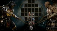 Original roster for MK11