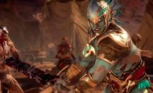 Kotal in story mode