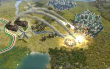 Demolish your enemies in the modern age with planes and tanks!