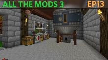 All the Mods 3 allows players to use their never ending imagination.