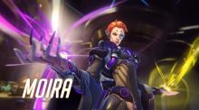 Moira shows off both sides of her personality, the good and the bad
