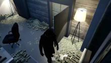 When the bank runs out of space to store your cash in gta 5