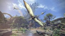 Travel the Monster Hunter World in style