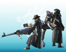 Heavy Bowguns look awesome in this Iceborne. I swear they updated a lot of their looks, and the addition of mods really adds to the aesthetic.