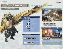 I know Gunlance can get complicated, so here's the guide to help you figure out how to do some of the new moves.
