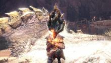 The Acidic Glavenus Hunting Horn is probably the best solo Hunting Horn right now just because of its incredible amount of raw damage.