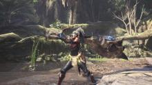 More layered armor will be added in later patches, including the High Rank Odogaron armor.