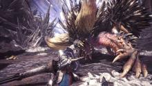 The Lance is an unstoppable wall. It can even block all of the devastating hits of Nergigante.
