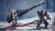 Argh, these weapons and armor look so amazing. Stygian Zinogre will be on PC sometime in March. Which, funny thing about that...
