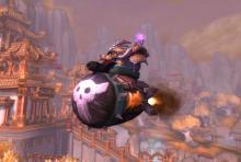 World of Warcraft Depleted-Kyparium Rocket