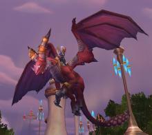 World of Warcraft Lifebinder's Handmaiden