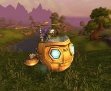 World of Warcraft Mimiron's Head
