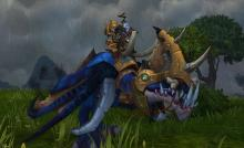 World of Warcraft Reins of the Armored Skyscreamer
