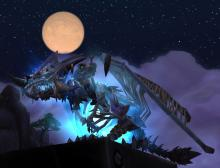 World of Warcraft Reins of the Icebound Frostbrood Vanquisher