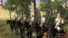 Control every aspect of your army in Mount and Blade.