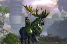 Search the expansive world on a mount that compliments your Rogue's abilities.