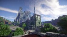 If you want to play in a post apocalyptic world, Minecraft custom maps are easily attainable.