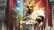 One of the lieutenants from the red and white guild on Ravnica