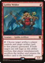 This special printing was featured in the Duel Decks: Elves vs Inventors set