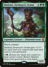 This is a great finisher for any ramp deck as it's power comes from your resources