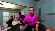 Friends become enemies and enemies become enemies in the Murder game mode.