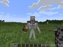 The threat increases in the Mutated Beasts mod, where hostile mobs become even more horrific.