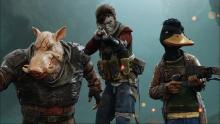 You control these three characters in Mutant Year Zero: Road to Eden