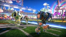 The chaotic feel of Mutant Football League sets it apart.