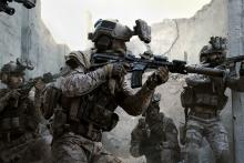 Reboot of the sub-series Call of Duty: Modern Warfare, developed by Infinity Ward studio. Players take on the role of elite soldiers and take part in military operations around the globe.