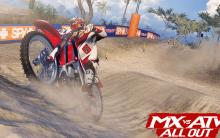 Although the name sure is a mouthful, MX vs ATV is a fun and exhilarating game