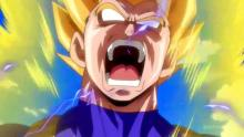 From the moment Vegeta recognized Beerus, he became obsequious to the Destroyer to an almost pitiful degree. This changed when an out-of-the-loop Bulma had the gall to slap the Destroyer for ruining her birthday party. Being the trollish god he is, Beerus slapped her right back, but this did not go unnoticed. Oh no - as far as Vegeta's concerned, one simply does *not* hit *his* Bulma.