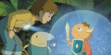 Jump into Ghibli with Ni no Kuni's nostalgic and distinct art style!