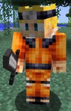 Naruto in Minecraft