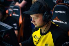 S1mple focused up at Dreamhack Masters