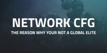 An image showing exactly why we are not playing like pros. Tweaking the network settings might help you play better to get to higher ranks easily.