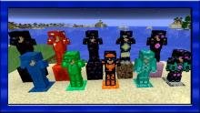 Some of Minecrafts most popular mods include new types of armor!