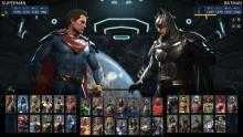 Choose from an assortment of DC Characters to play as.