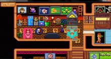 For all you nintendo fans, this mod makes furniture in the style of nintendo games!