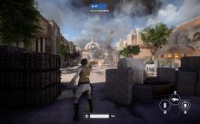 Leia defends Naboo against overwhelming odds during Operation Cinder.