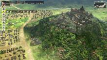 Nobunaga's Ambition lets you create serene, powerful towns and castles.