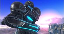 Both Dark and normal Samus have a reputation for being spammy.