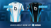 Obey Alliance jersey presented