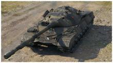 The winner of the gold medal is... the medium tank, Obj 277!