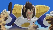 DragonBall Z, Saiyan Saga