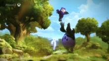 Ori and his friends have fun before their long road ahead in the E3 2018 trailer. What will happen to make this peaceful green grass landscape turn into a field of fury and horror? Tune in to see when the game will be released to find out