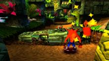 Naughty Dog's humble beginnings started with a bandicoot named Crash
